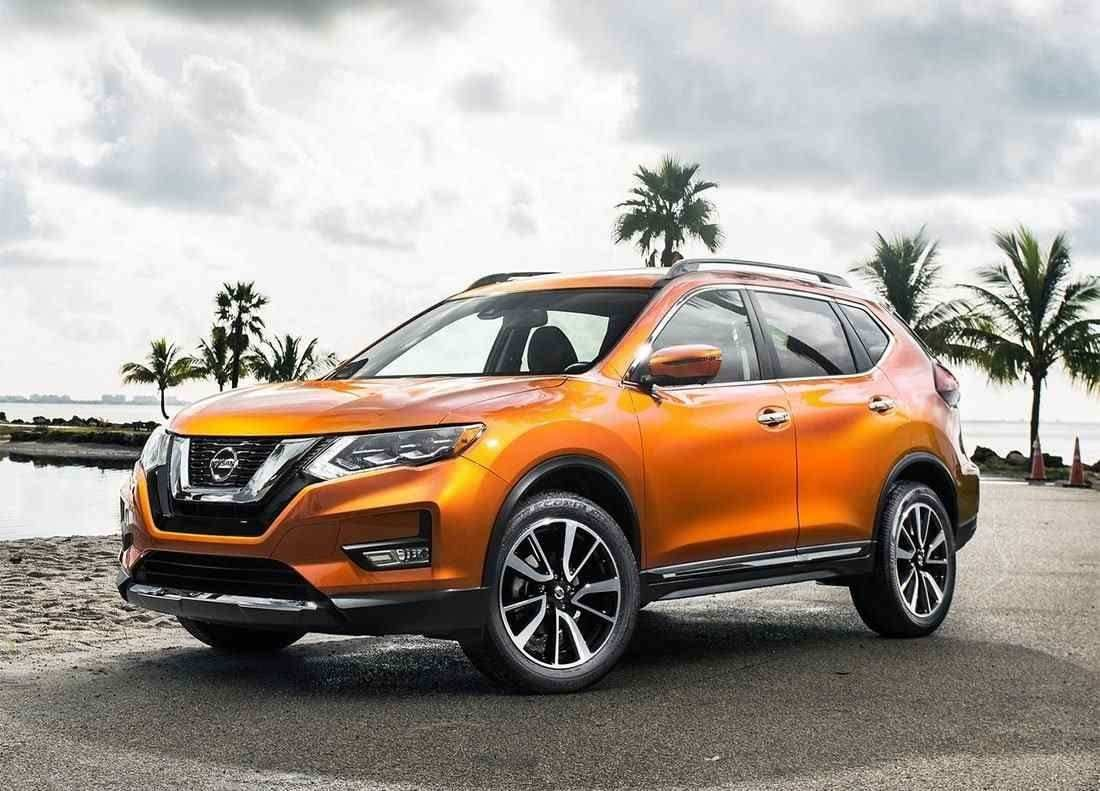 74 All New 2019 Nissan Rogue Hybrid Review