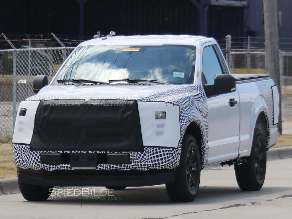 74 All New 2019 Spy Shots Ford F350 Diesel Performance And New Engine