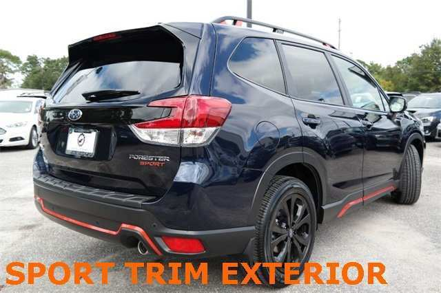 74 All New 2019 Subaru Forester Sport 2 Review And Release Date