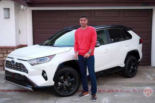 74 All New 2019 Toyota Rav4 Hybrid Price And Review
