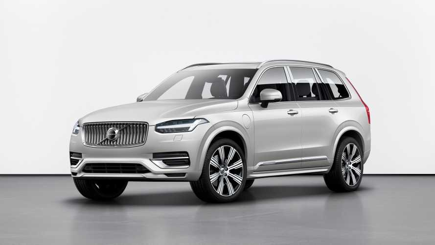 74 All New 2019 Volvo XC90 History