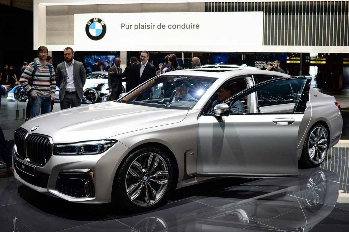74 All New 2020 BMW 7 Series Price And Release Date