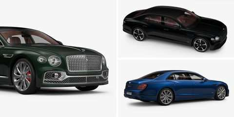 74 All New 2020 Bentley Flying Spur First Drive