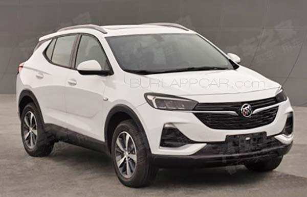 74 All New 2020 Buick Encore Interior Performance And New Engine