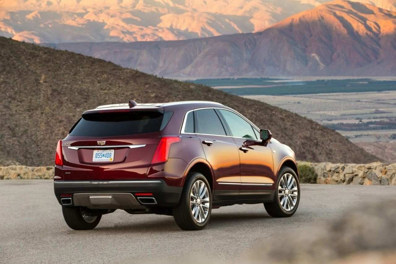 74 All New 2020 Cadillac SRX Release Date And Concept