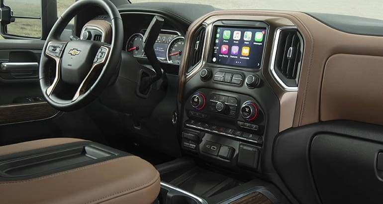 74 All New 2020 Chevrolet Silverado Hd Interior Engine
