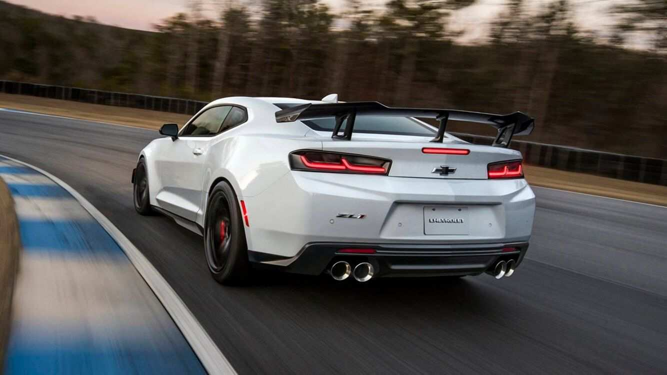 74 All New 2020 Chevy Camaro Release Date