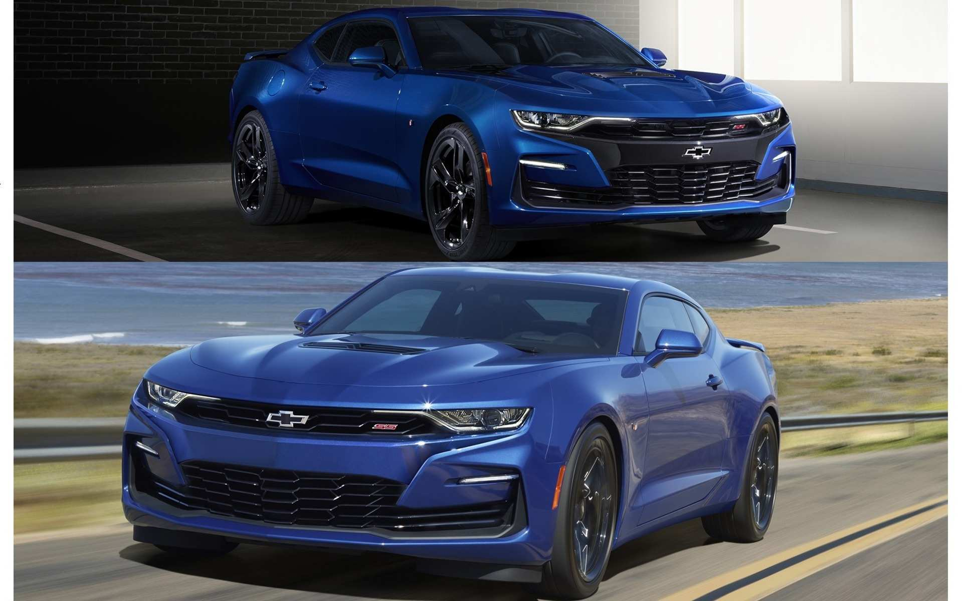 74 All New 2020 Chevy Camaro Spy Shoot