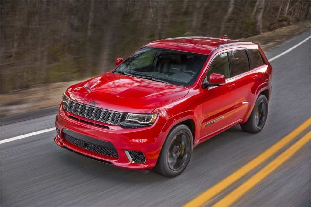 74 All New 2020 Grand Cherokee Srt Photos
