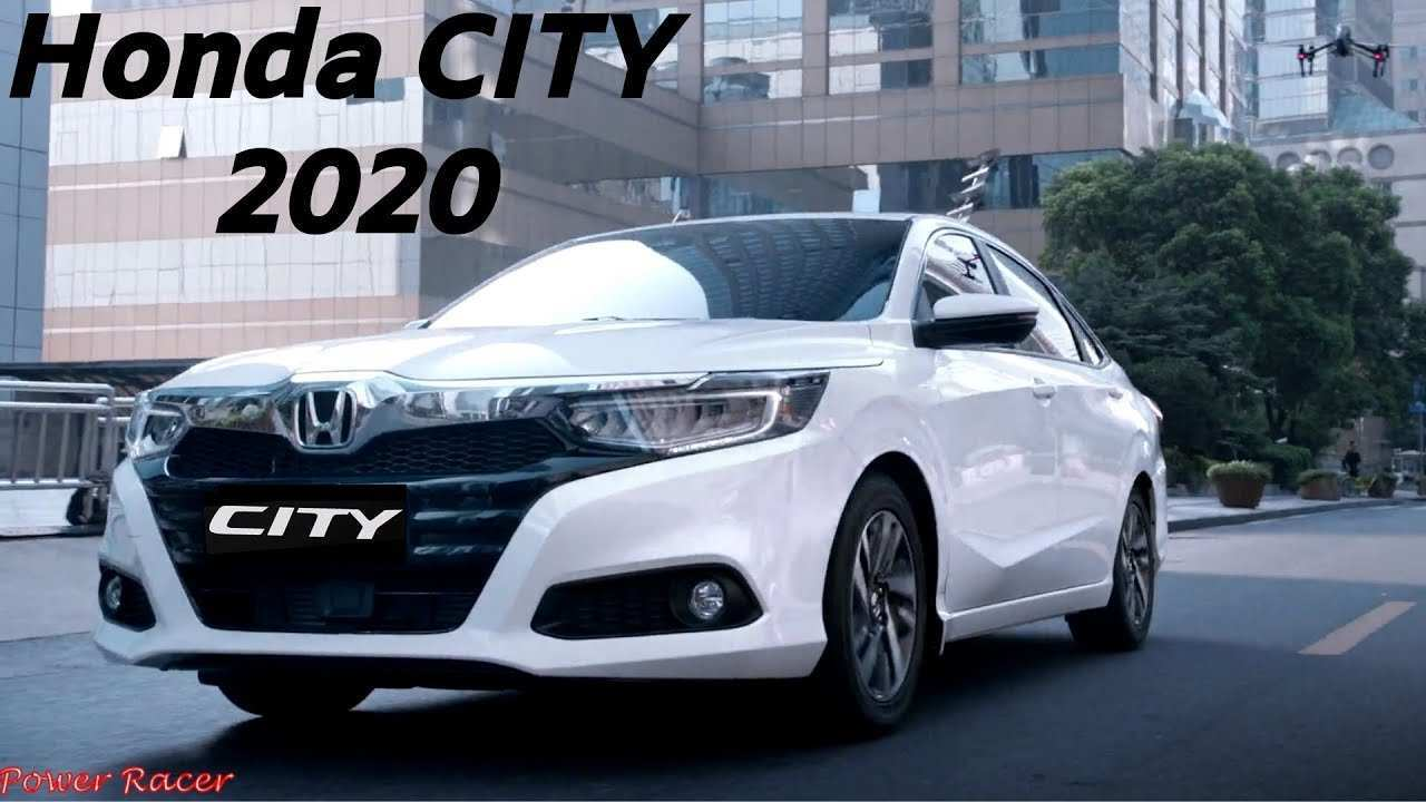 74 All New 2020 Honda City Redesign And Concept