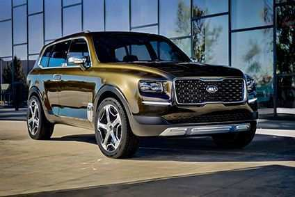 74 All New 2020 Kia Mohave Pricing