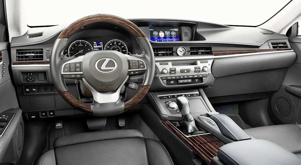 74 All New 2020 Lexus ES 350 Interior