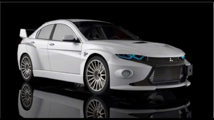 74 All New 2020 Mitsubishi Lancer Redesign And Concept