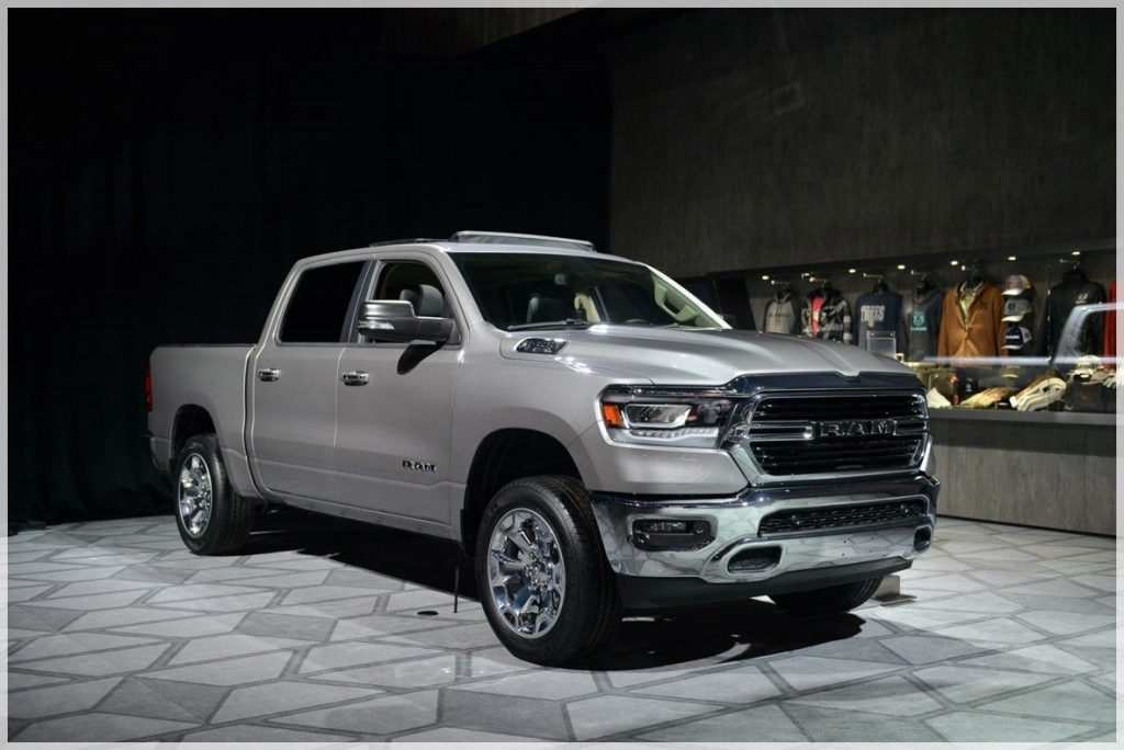 74 All New 2020 Ram 2500 Diesel Exterior