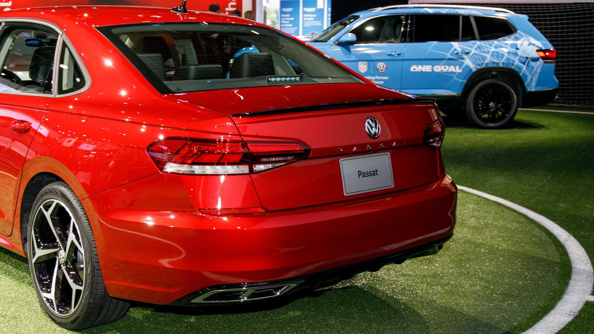 74 All New 2020 Volkswagen Passat Concept And Review