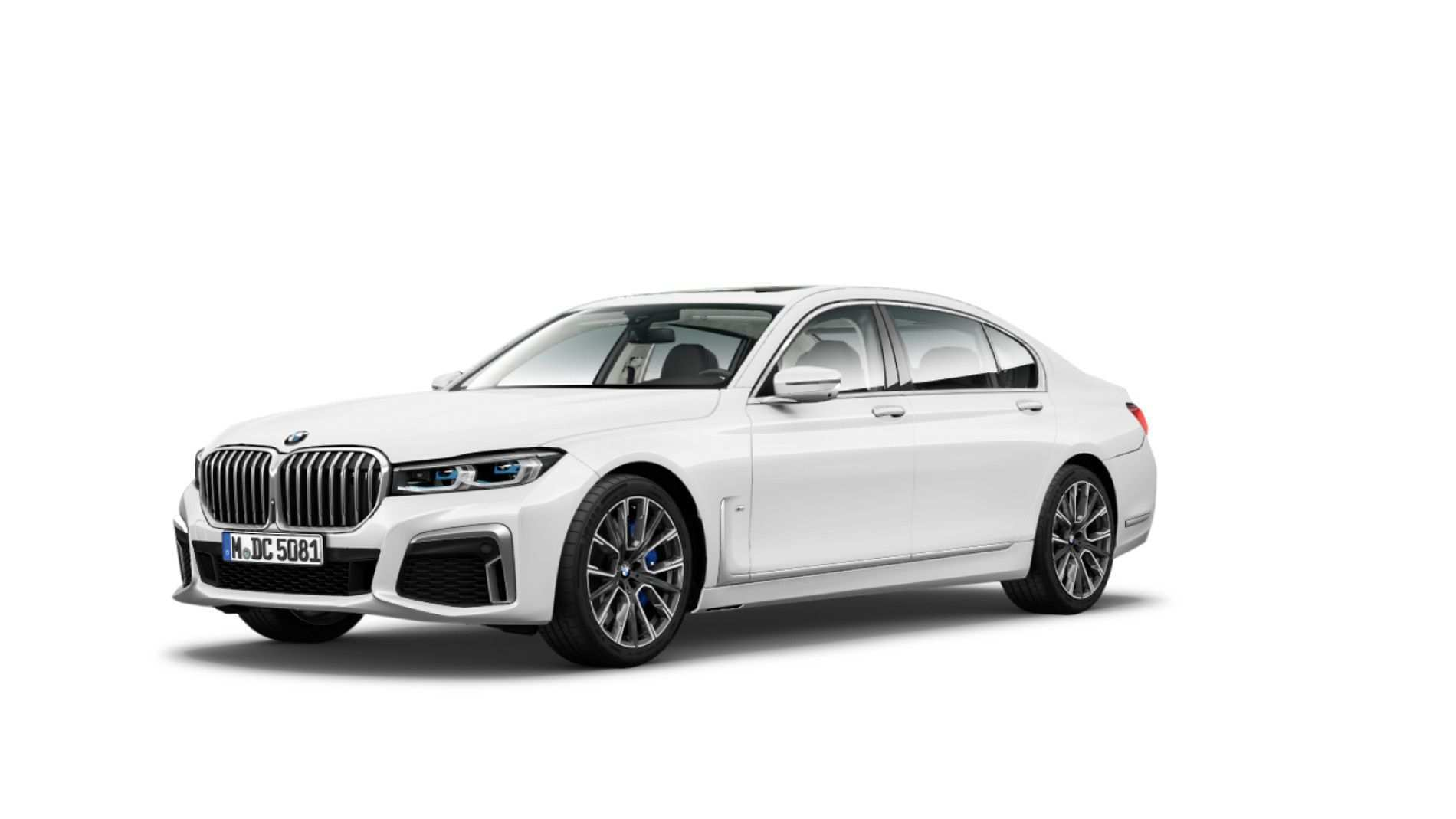 74 All New BMW 5 Series Lci 2020 New Concept