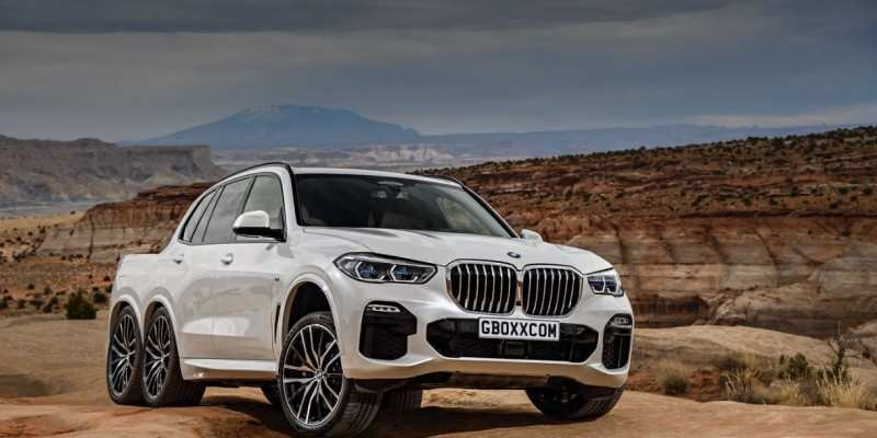74 All New BMW Bakkie 2020 New Review
