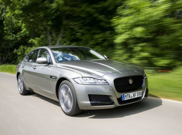 74 All New Jaguar Xf Facelift 2019 Model