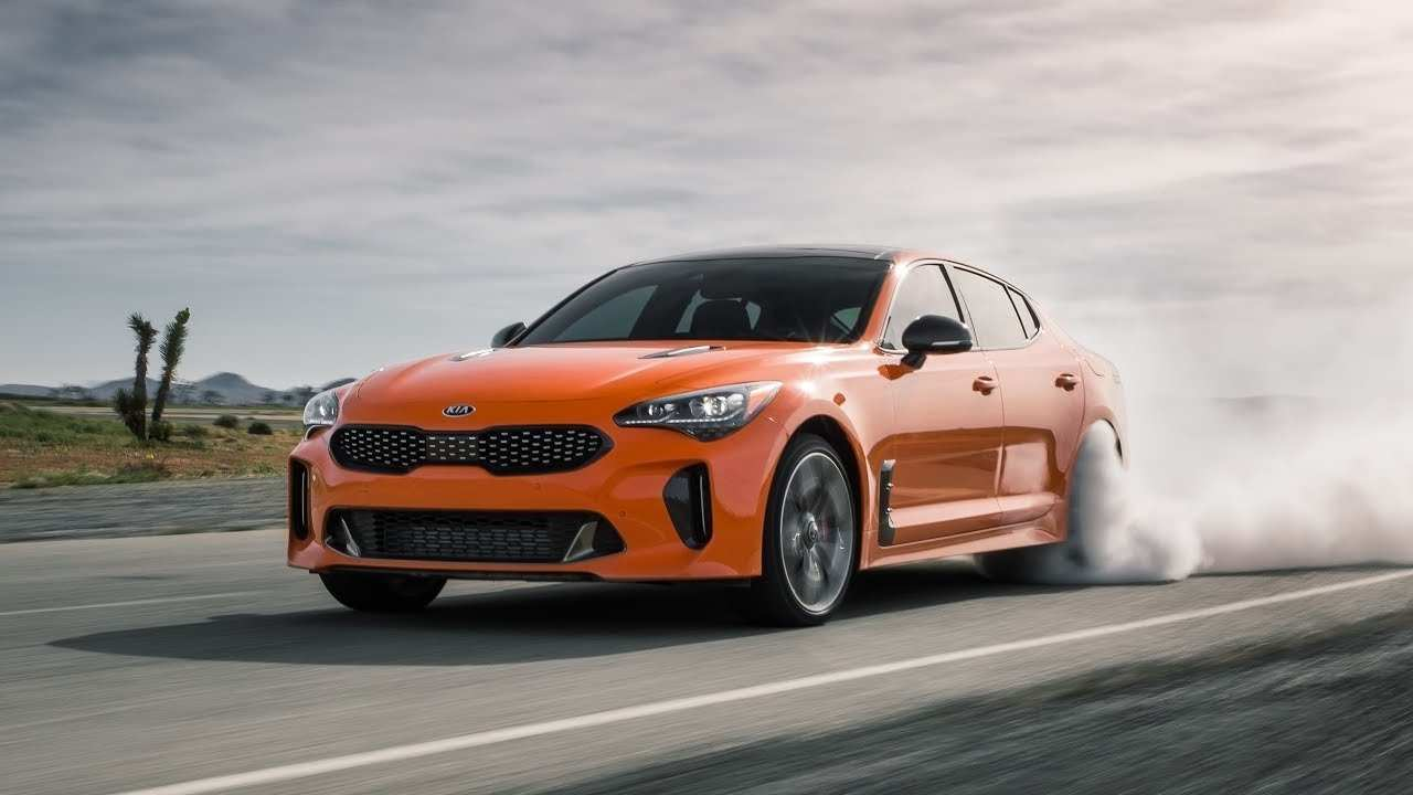 74 All New Kia Stinger 2020 Update Release