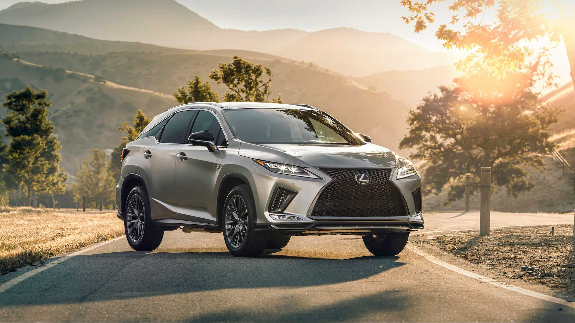 74 All New Lexus Rx Facelift 2019 Overview