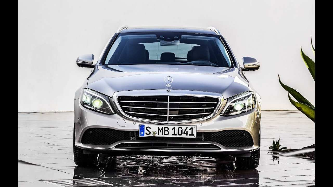 74 All New Mercedes Benz C Class Facelift 2019 Images
