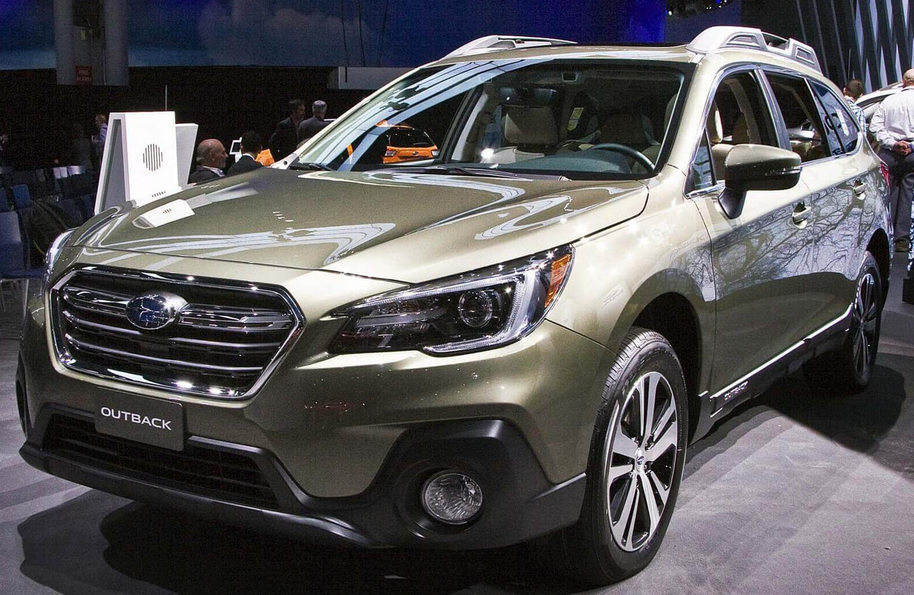 74 All New Subaru Outback 2020 Review Performance