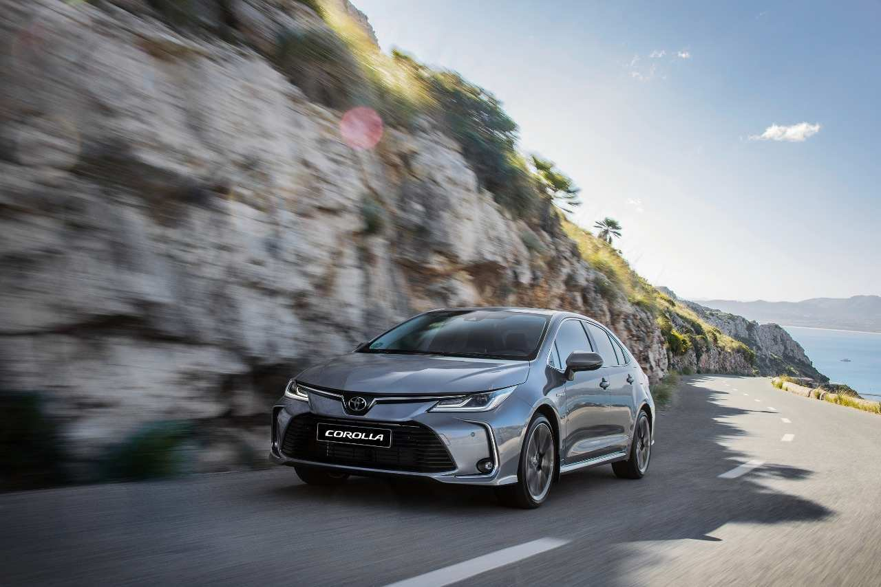 74 All New Toyota Egypt Corolla 2020 First Drive