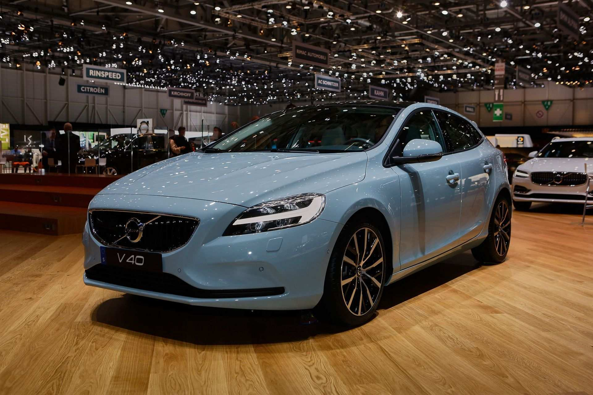 74 All New Volvo V40 2019 Interior Release