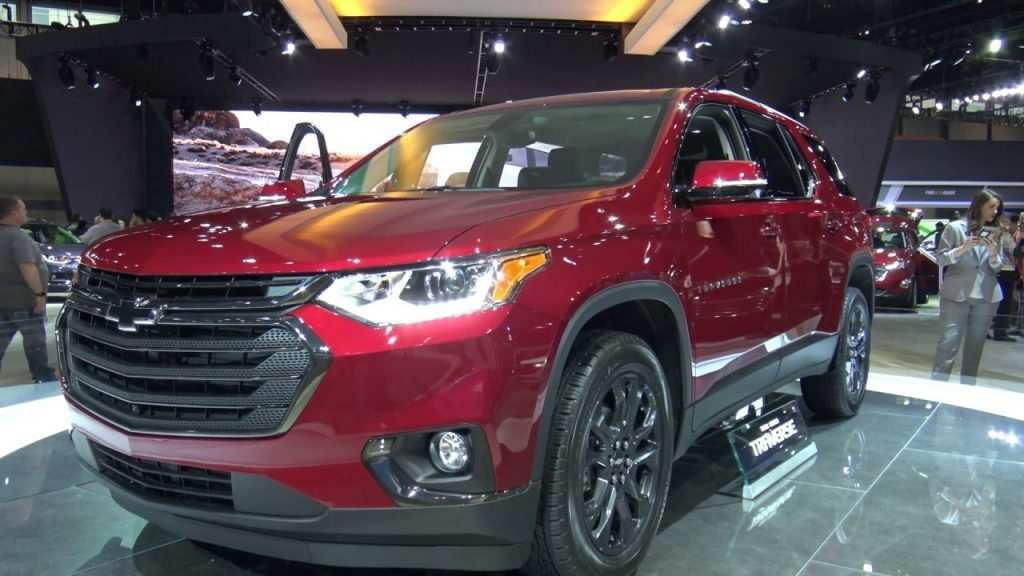74 Best 2019 Chevrolet Traverses Picture