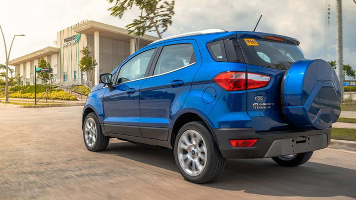 74 Best 2019 Ford Ecosport Concept