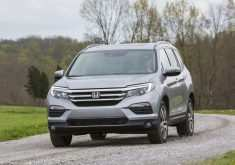 2019 Honda Pilot Spy Photos