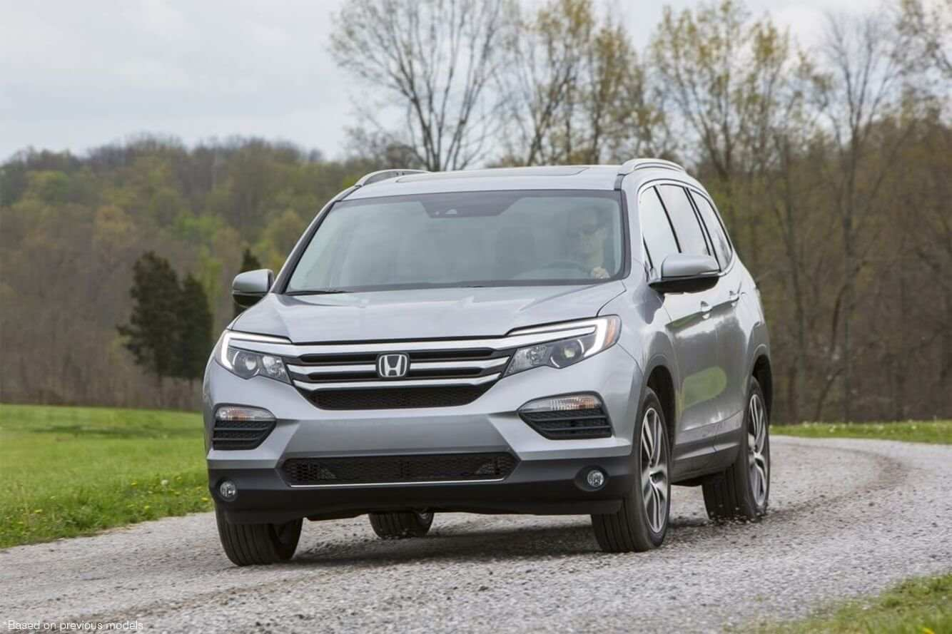 74 Best 2019 Honda Pilot Spy Photos Performance and New Engine