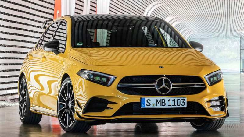 74 Best 2019 Mercedes Hatchback Release Date