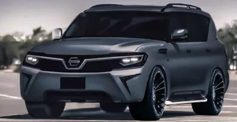 74 Best 2019 Nissan Patrol Exterior And Interior