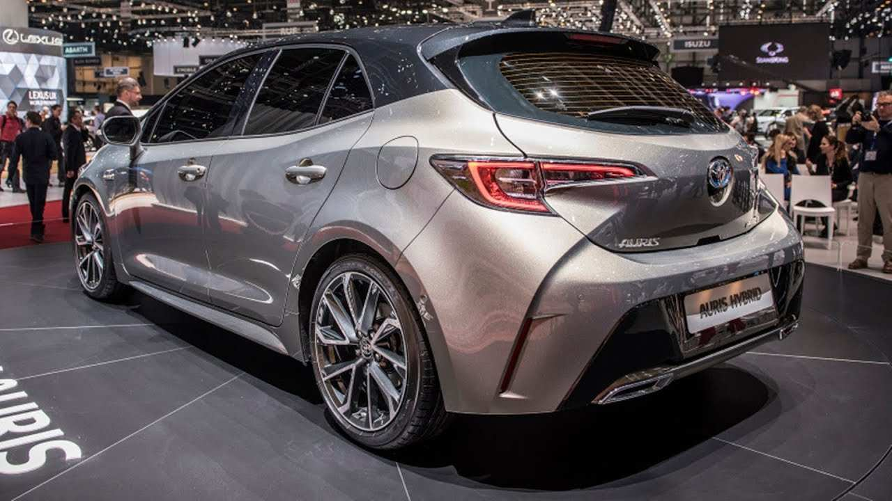 74 Best 2019 Toyota Auris Research New