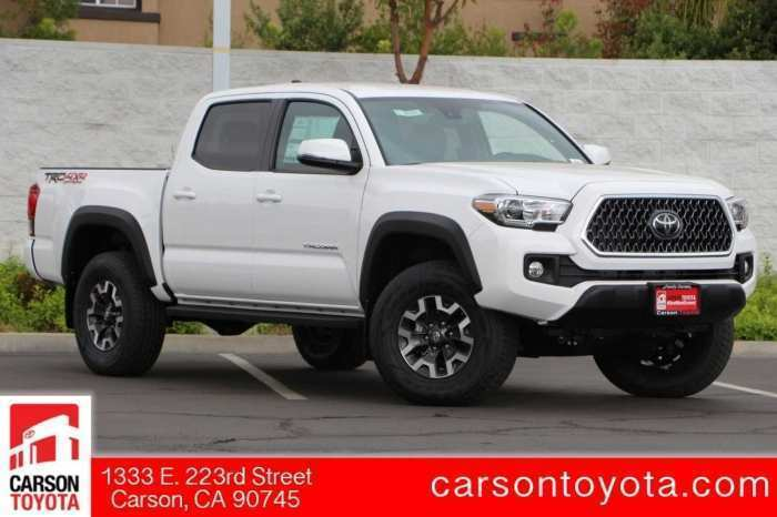74 Best 2019 Toyota Off Road Pictures