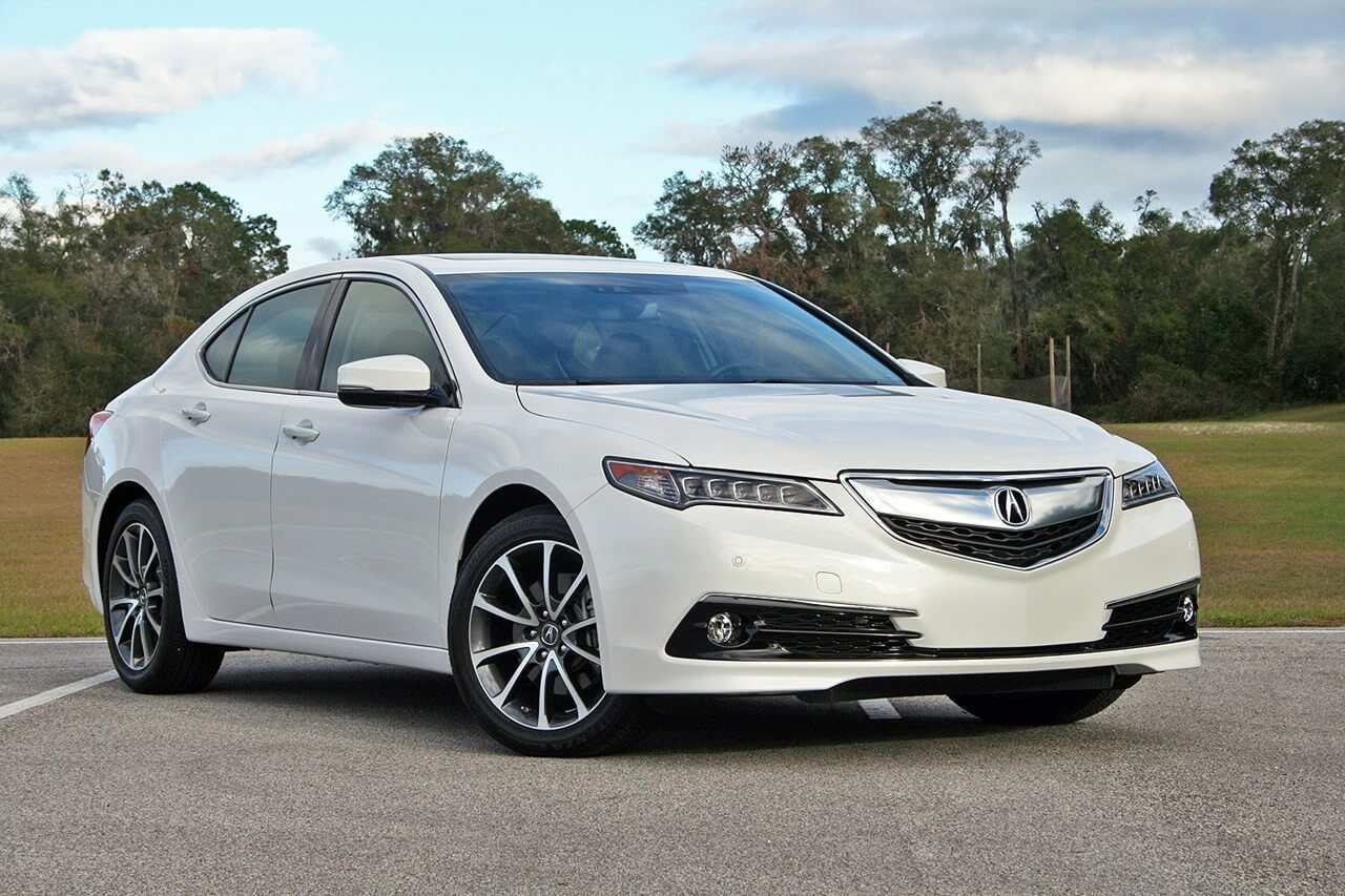 74 Best 2020 Acura Tl Type S Redesign And Concept