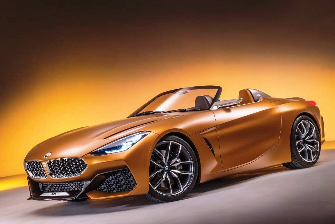 74 Best 2020 BMW Z4 Roadster Performance