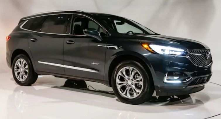 74 Best 2020 Buick Enclave Spy Photos Redesign