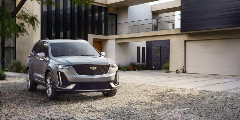74 Best 2020 Cadillac Xts Premium Spy Shoot