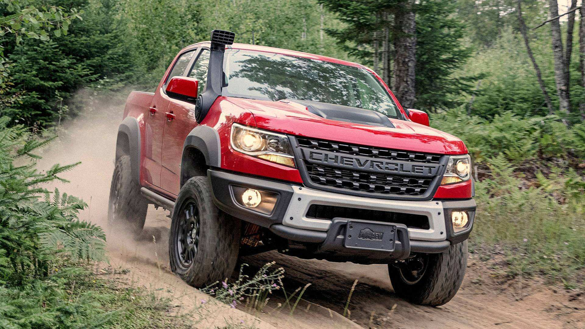 74 Best 2020 Chevy Colorado Going Launched Soon Exterior