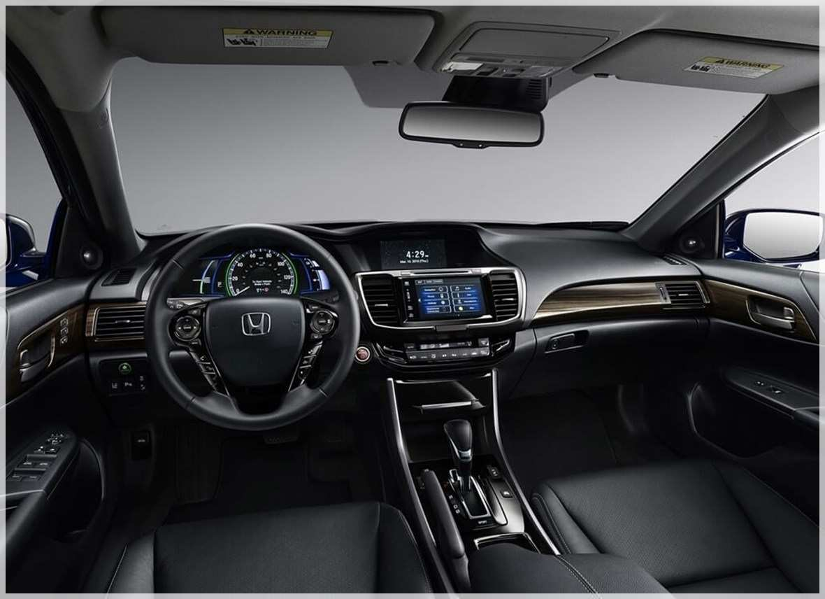 74 Best 2020 Honda Accord Interior Price And Review