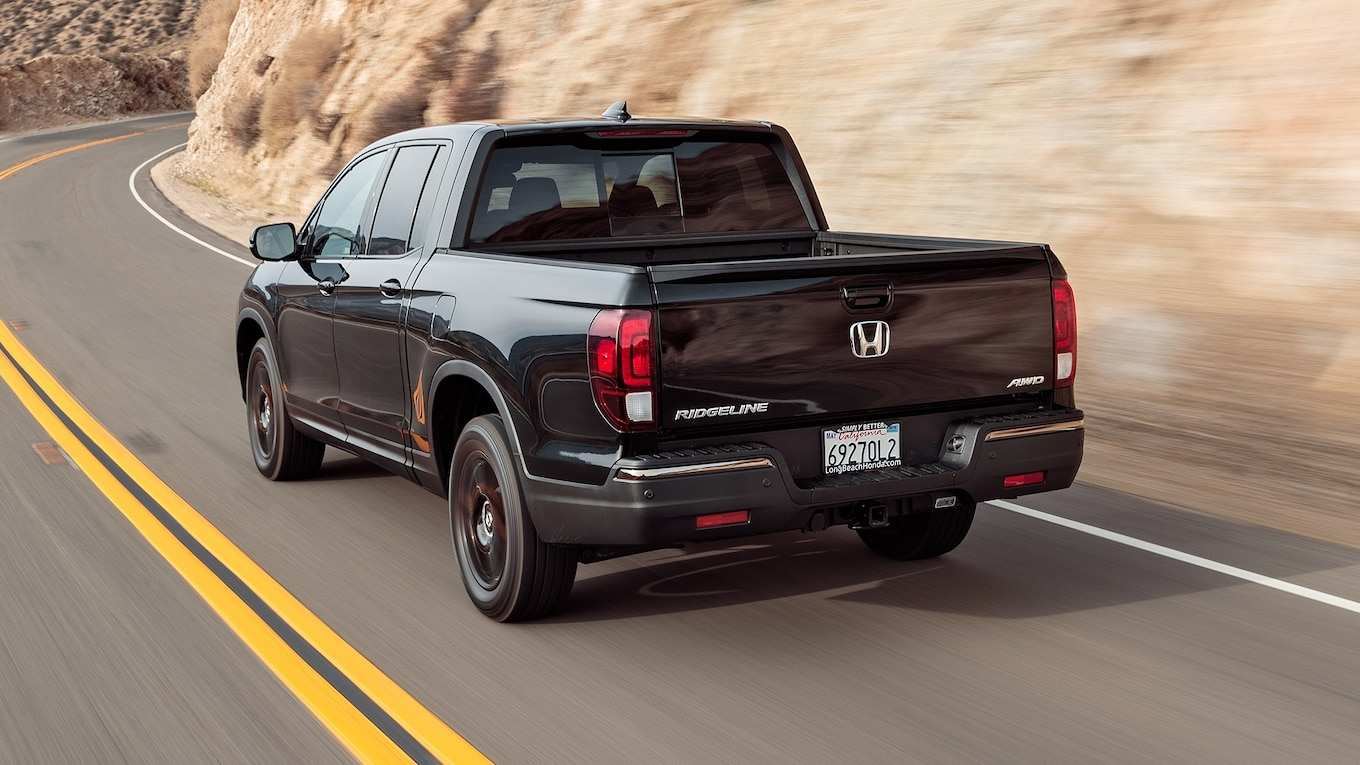 74 Best 2020 Honda Ridgeline Pickup Truck Redesign And Review