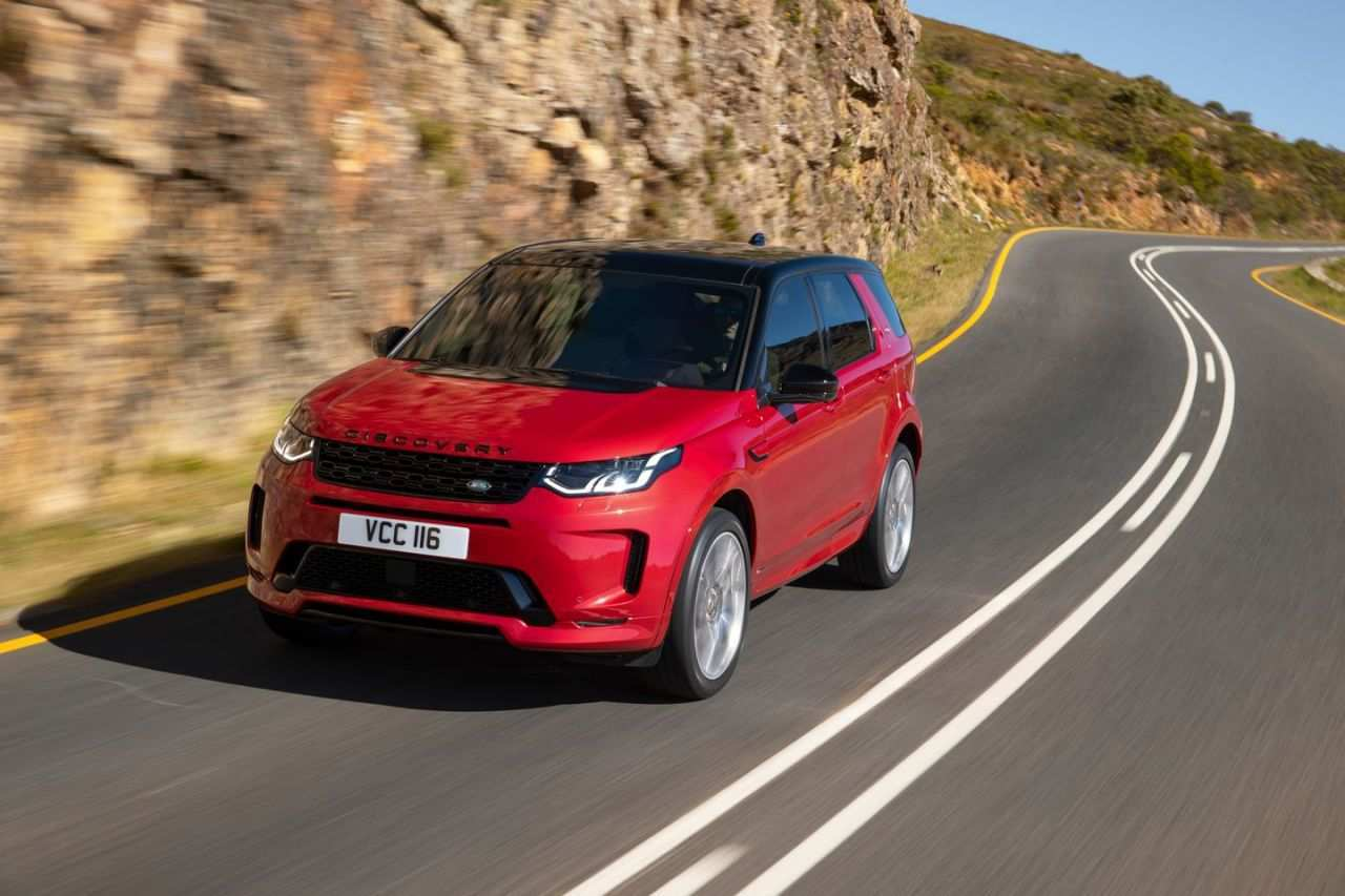 74 Best 2020 Land Rover Discovery Sport Model