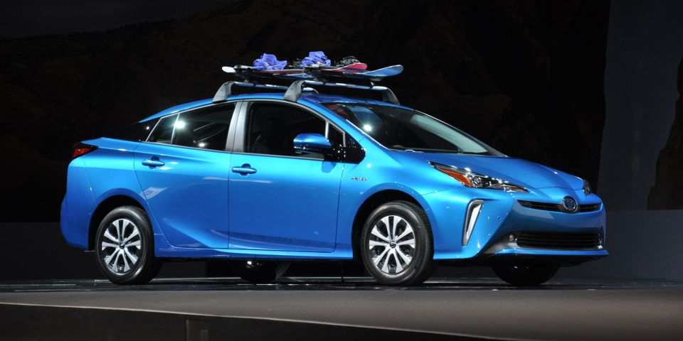 74 Best 2020 Toyota Prius Speed Test