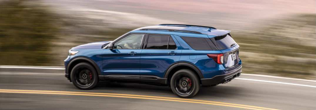 74 Best Ford Explorer 2020 Interior Spy Shoot