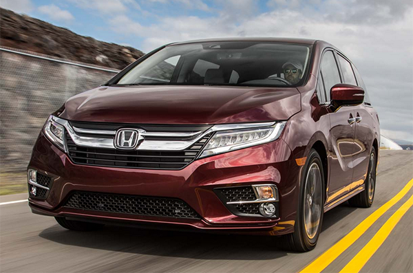74 Best Honda Odyssey 2020 Redesign Model