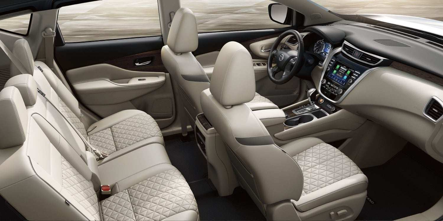 74 Best Nissan 2019 Interior Specs And Review