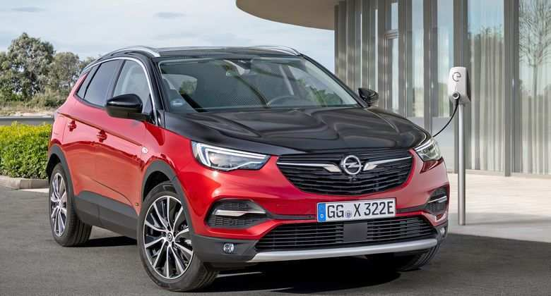 74 Best Opel Grandland X Facelift 2020 New Model And Performance