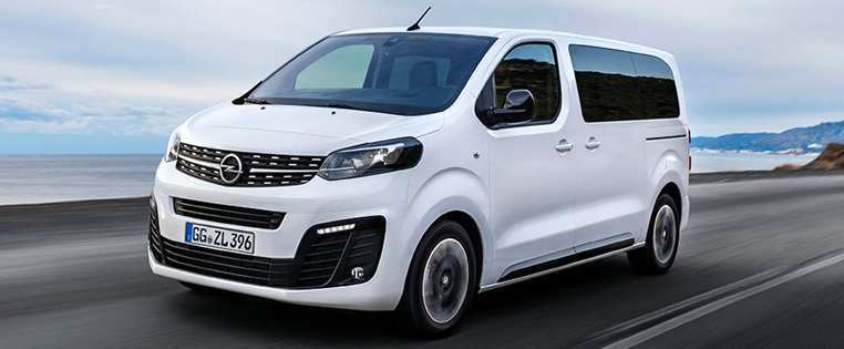 74 Best Opel Zafira Life 2020 Price And Release Date